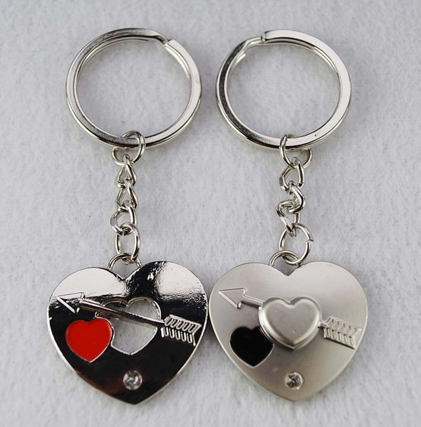 Metal key chain for promotion