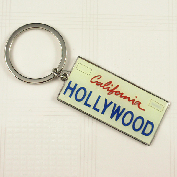 Souvenirs- Metal key ring