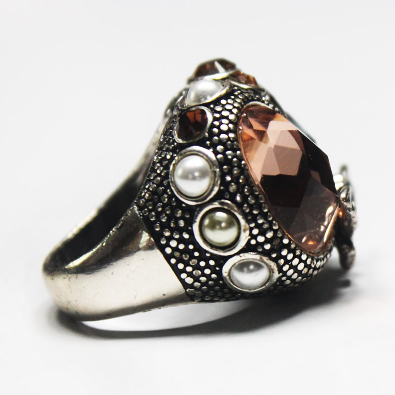 Fashion jewelry -Metal finger ring