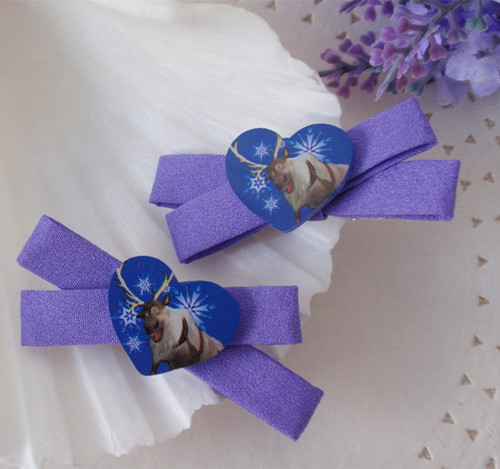 Disney hair accessories-Elsa Frozen hair pin