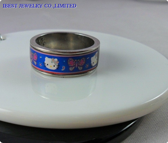 Hello Kitty copper  ring