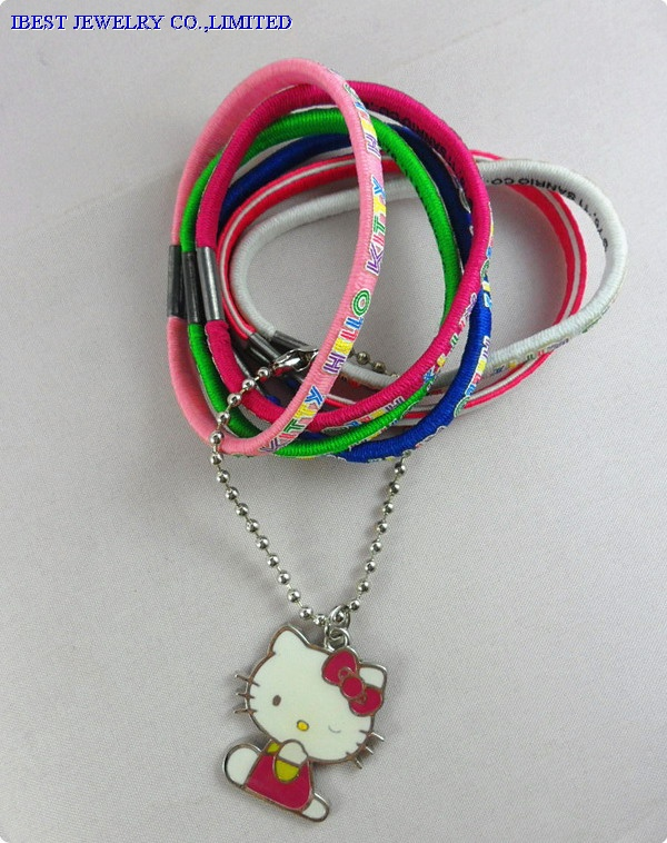Hello Kitty Elastic bracelet