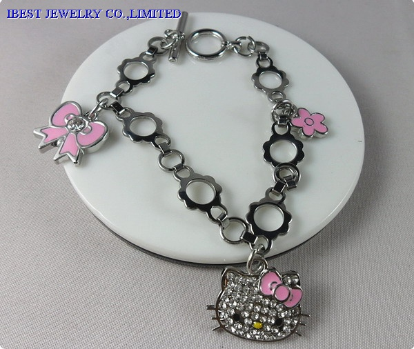 Hello Kitty Metal bracelet