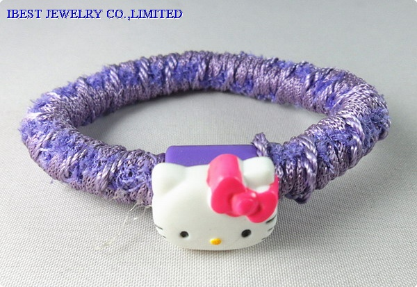 Hello Kitty Plastic hair string